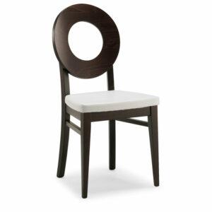 Semi-upholstered